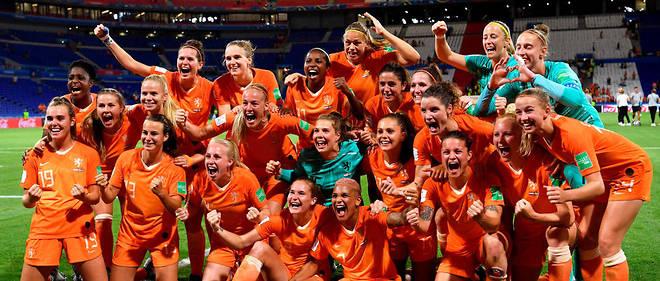 Les Néerlandaises devront affronter dimanche en finale les Américaine, qui ont gagné le Mondial à trois reprises.