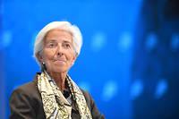 Christine Lagarde, prochaine presidente de la BCE pour les huit prochaines annees.