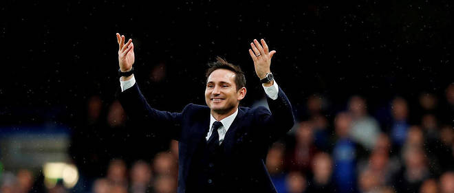 Frank Lampard avait quitté Chelsea en 2014, avant de prendre sa retraite en 2016.