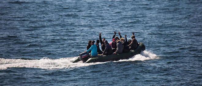 Plus de 80 migrants seraient toujours portés disparus. Photo d'illustration.
