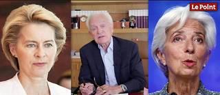 Ursula von der Leyen et Christine Lagarde sont à l'honneur cette semaine.