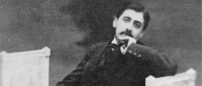 Portrait de Marcel Proust en 1900. Copyright © Collection particulière Tropmi / Manuel Cohen