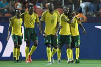 Vainqueure de l'Égypte (0-1) avec un but de Lorch (85'), l'Afrique du Sud élimine les Pharaons de la Coupe d'Afrique des nations.