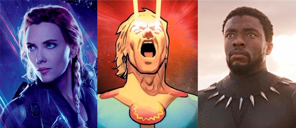 <p>«Black Widow», «The Eternals», «Black Panther 2 »... Tout savoir sur la phase 4 de l'univers cinématographique Marvel.</p>