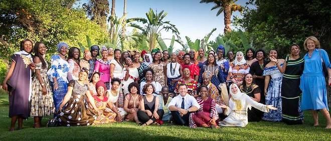 Grâce à un réseau engagé de 34 ambassadrices, Women in Africa fait progresser le retour sur expérience du travail des femmes.
