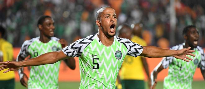 Le Nigeria décroche son billet pour le prochain tour