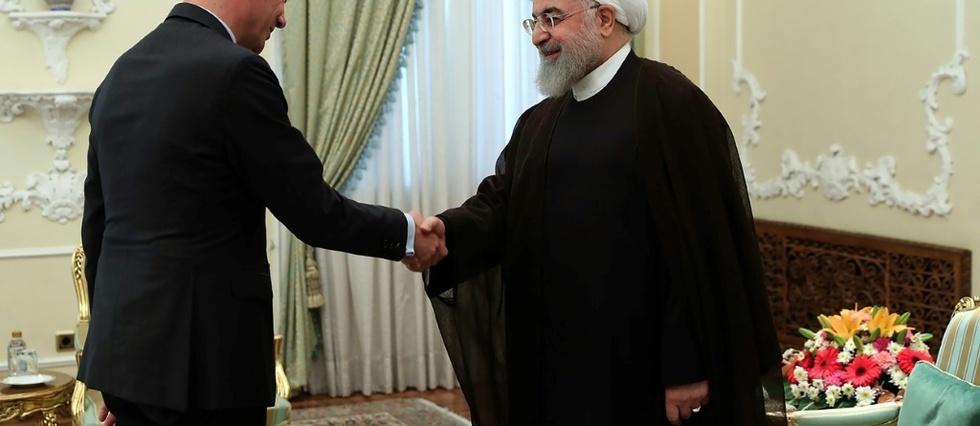 rencontres iraniennes à Londres
