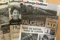 La revue « Le Rouge et le Blanc», fondée à la fin de l'année1983, fête ses 35 ans.