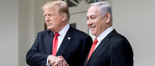 La strategie de << pression maximale >> exercee par Donald Trump sur l'Iran satisfait Benjamin Netanyahu.
