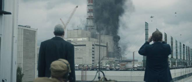 Une scène de la série « Chernobyl».