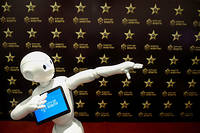 Le robot japonais Pepper.