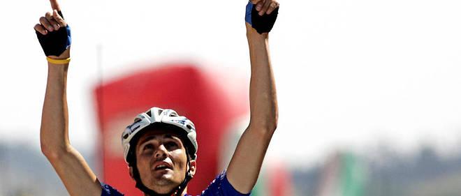 Le 14 juillet 2004, Richard Virenque s'échappe avec Merckx junior, puis le lâche à 67 km de l'arrivée pour s'adjuger la victoire, la dernière de sa carrière.