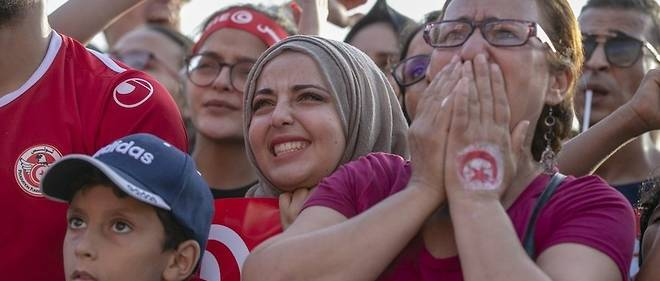 Les Tunisiens ont vibré à l'unisson avec les Aigles de Carthage.