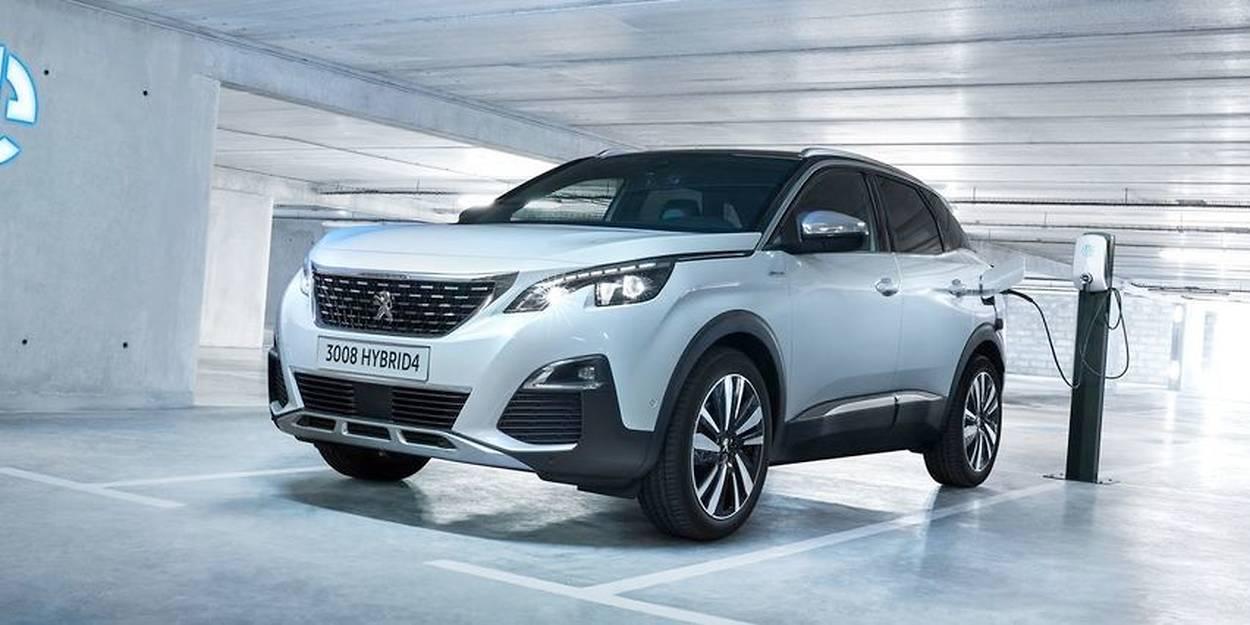 Peugeot 3008 Hybrid4 300 Ch Pour Seulement 29 G Km De Co2 Automobile