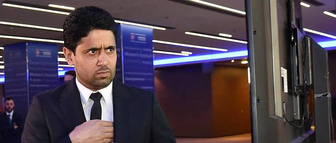 Le président du PSG est soupçonné dans une autre affaire d'avoir voulu «acheter» les Mondiaux d'athlétisme pour le Qatar.