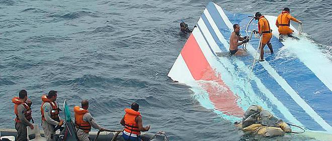 En 2009, le crash Rio-Paris avait fait 228 morts.