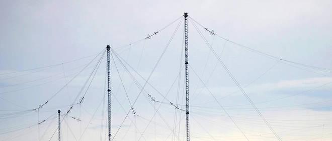 « Ces centres de transmission sont très bien surveillés », a réagi mercredi un haut gradé de la marine.