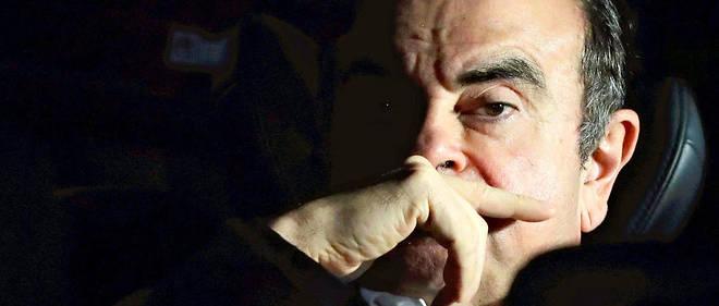 Carlos Ghosn est toujours assigné à résidence à Tokyo, au Japon