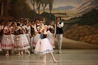 « Giselle» de Marius Petipa, enregistré en 2016 à Saint-Pétersbourg au théâtre Mariinsky, qui sera diffusé sur la chaine Mezzo TV en septembre 2019.