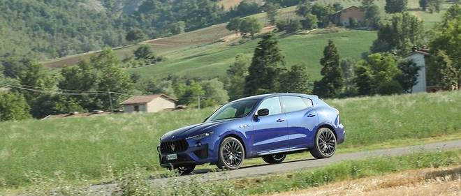 Moins sophistiqué que certains de ses rivaux allemands, le Maserati Levante Trofeo fait toutefois mieux que se défendre sur le plan des performances et de l'agrément de conduite.