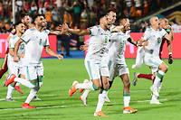 Victorieux face au Sénégal (0-1) grâce à un but de Bounedjah (2'), les Fennecs algériens remportent la seconde Coupe d'Afrique des nations de leur histoire !