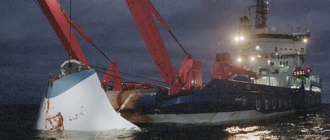 Le 28 septembre 1994, le ferry «Estonia» emportait dans son naufrage 852 personnes au fond de la mer Baltique.