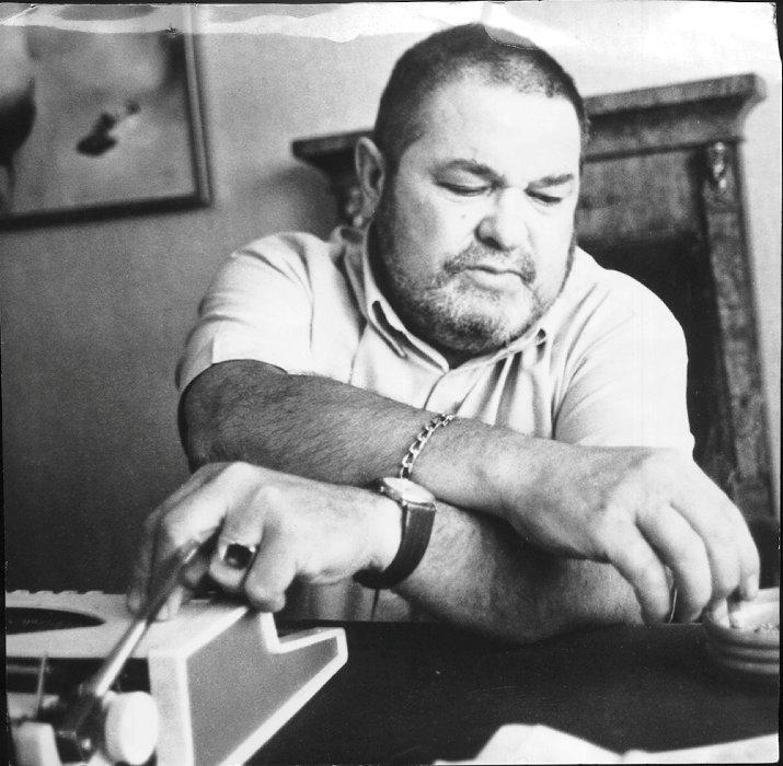 Culte. Julian Semenov (1931-1993), écrivain et scénariste, est l'auteur de nombreux romans d'espionnage.