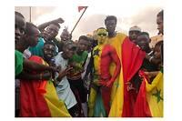 Les supporteurs sénégalais s'étaient préparés à un sacre des Lons de la Téranga. La désillusion a été totale.
