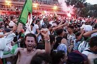 Ce 19 juillet, les supporteurs des Fennecs ont pu exulter grâce à la vctoire de leur équipe sur le Sénégal.