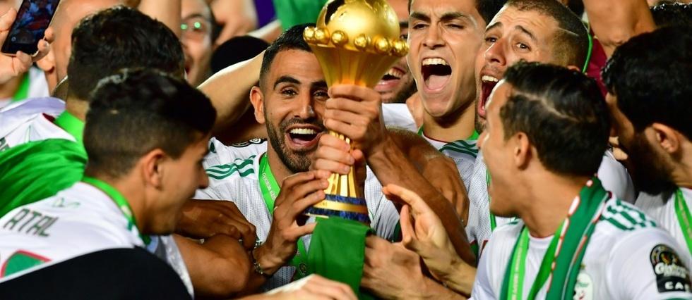 reputable site los angeles sleek CAN-2019: retour des champions d'Afrique à Alger - Le Point