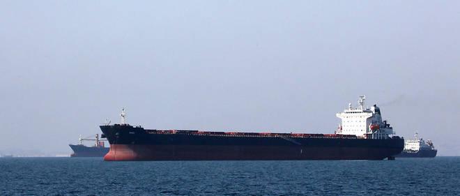 Un pétrolier dans le port de Bandar Abbas en Iran (photo d'illustration)