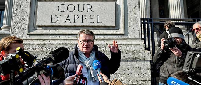La justice a partiellement donné raison à Paul François à trois reprises, dont la dernière fois en appel à Lyon en avril dernier