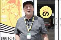 Antoine Vayer sur le Tour de France.