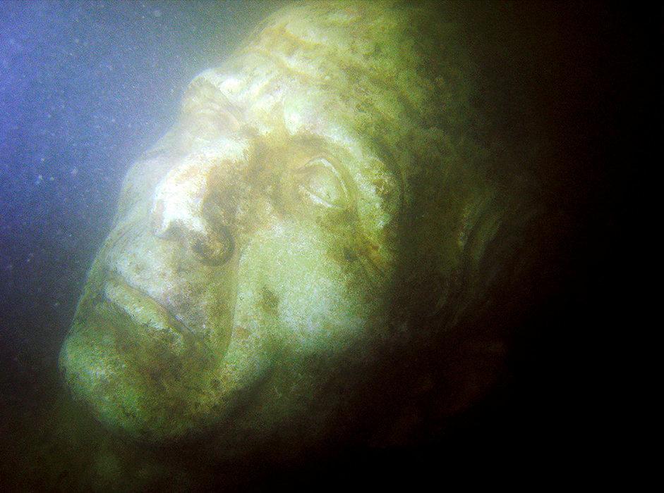 Révélé. «M…, c'est César!» s'exclame Luc Long, en découvrant, en 2007, dans les eaux glauques du Rhône un buste attribué au vainqueur des Gaules.