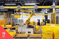 Lordan et Neumark trouvent qu'en moyenne une hausse de 1 % du salaire minimal implique une perte de disponibilité d'emplois automatisables de - 0,1 %, avec une perte de - 0,18 % pour l'industrie.
