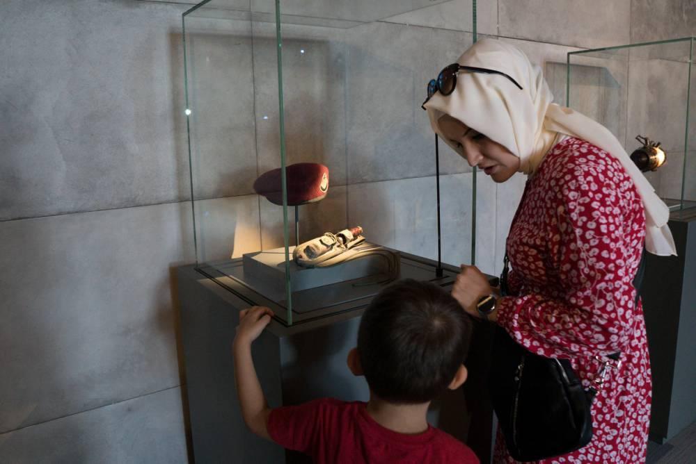 -Erdogan-Musée-Coup d'État-Turquie- ©  Julie Honoré / Le Point
