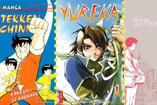 Il n'est pas rare que la parution de bandes dessinées asiatiques soit interrompue en cours de route.
