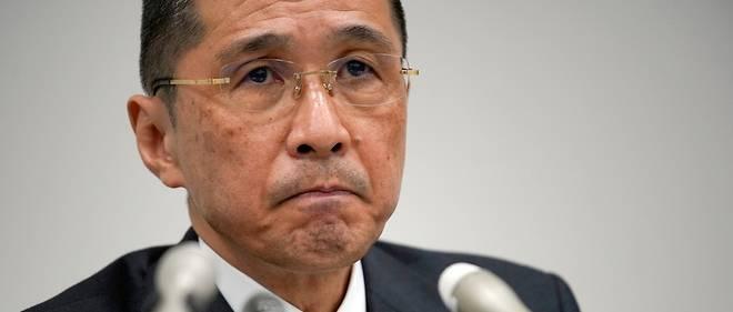 Hiroto Saikawa vit ses dernières heures chez Nissan, sanctionné pour sa gestion des «affaires».