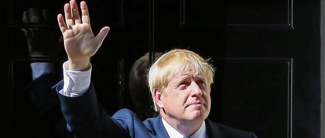 Lors de son premier discours devant Downing Street, Boris Johnson a promis de «sortir de l'UE le 31 octobre, sans condition».