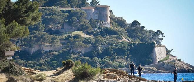 Emmanuel Macron était déjà venu au fort de Brégançon, au mois de mai, durant le pont de l'Ascension.
