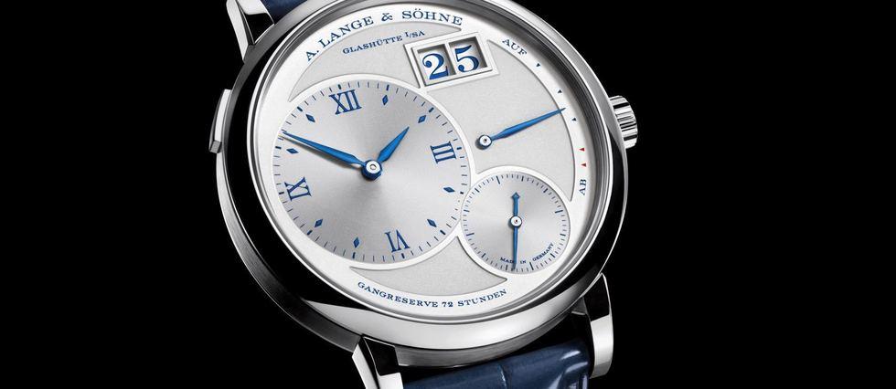 <p>A. Lange &amp; Söhne cultive encore sa légende horlogère avec une nouvelle pièce anniversaire.</p>
