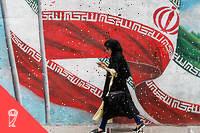 Téhéran le 22 juillet 2019. La République islamiquea su, au fil des décennies, osciller entre une austère rigidité, celle d'un chiisme de stricte obédience, et des politiques beaucoup plus pragmatiques.