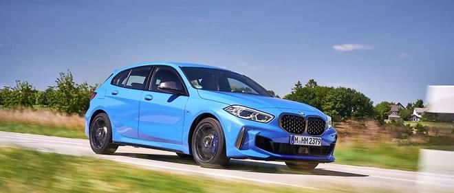 En passant au moteur transversal, la BMW Série 1 de troisième génération renonce au 6 cylindres.