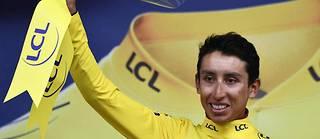 Egan Bernal a parfaitement su gérer le Tour de France, qu'il devrait remporter ce dimanche.