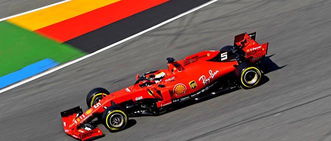 Vettel n'est pas prophète en son pays