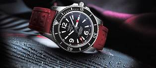 <p>La Breitling Superocean Automatic 44 Ironman Limited Edition</p> ©LPM