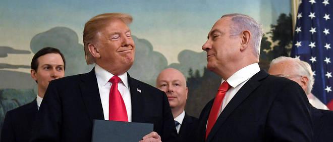 Statut de Jérusalem, question des réfugiés palestiniens, Donald Trump et ses conseillers ont retiré de la table des négociations plusieurs points épineux du règlement du conflit israélo-palestinien (photo d'illustration).