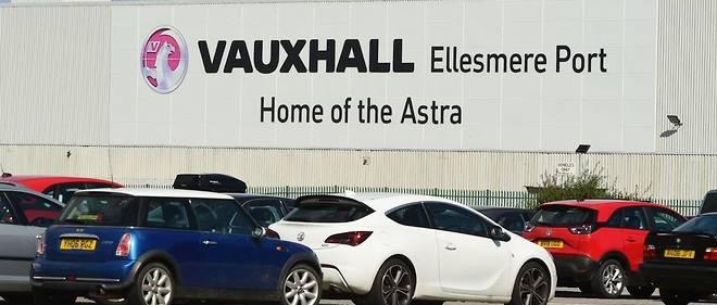 L'usine d'Ellesmere Port.