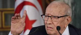 Le président tunisien Beji Caid Essebsi.