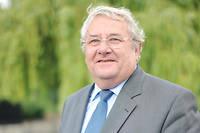 Alain Audoubert était maire de la commune de 1996 à 2015.